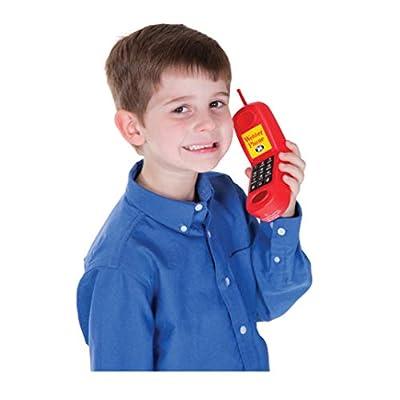 Super Duper Publications Webber Phone Educational Learning Resource for Children: Toys & Games