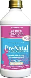 Buried Treasure Prenatal Complete Supplement, 16 Ounce