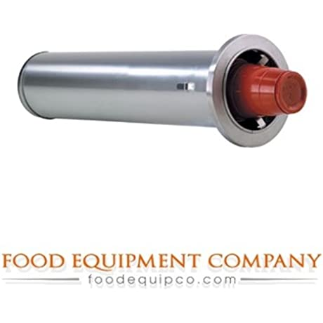 Adjustable Stainless In Counter Cup Dispenser