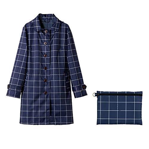 Rain Poncho Jacket Coat Women Lightweight Waterproof Portable Rain Poncho For Unisex by THOMAS HOME