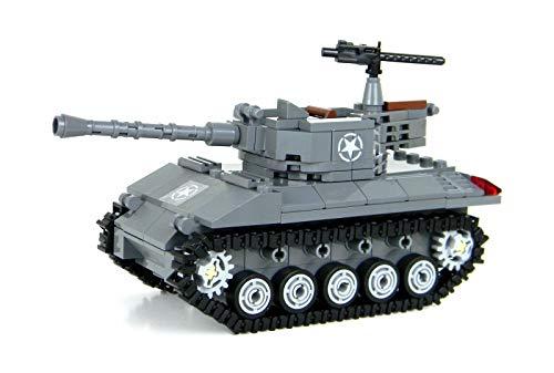Battle Brick Custom M18 Hellcat US Army Tank World War 2 Hand Sorted Set (Worlds Best Battle Tank)
