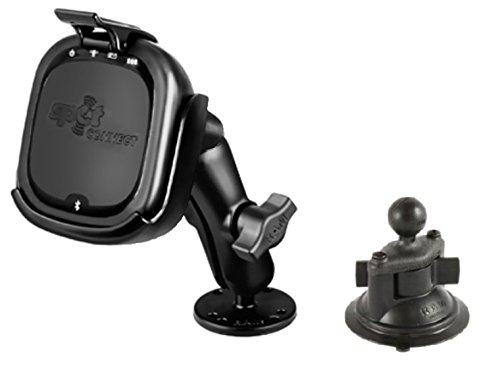 Flat Surface + Suction Cup Mount Kit for SPOT Connect & Satellite Communicator