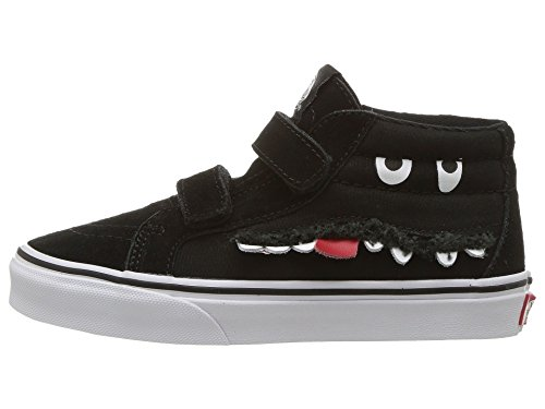 Pictures of Vans Boy's Sk8 Mid Reissue V Skate Shoes M 1