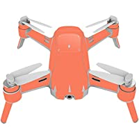 Skin For Yuneec Breeze 4K Drone – Solid Salmon | MightySkins Protective, Durable, and Unique Vinyl Decal wrap cover | Easy To Apply, Remove, and Change Styles | Made in the USA