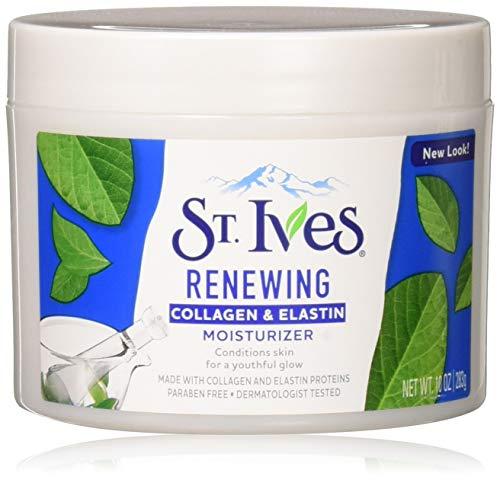 St. Ives Renewing Collagen & Elastin Moisturizer, 10 oz