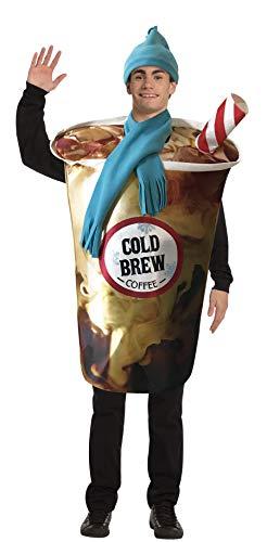 Starbucks Cup Costumes Halloween - Rasta Imposta Cold Brew Coffee Cup