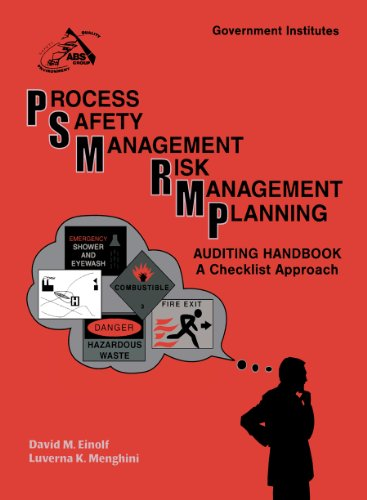 Download PSM/RMP Auditing Handbook: A Checklist Approach Pdf