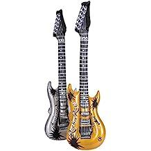 Rock Inflatable Guitars 42 inch (12/PKG)