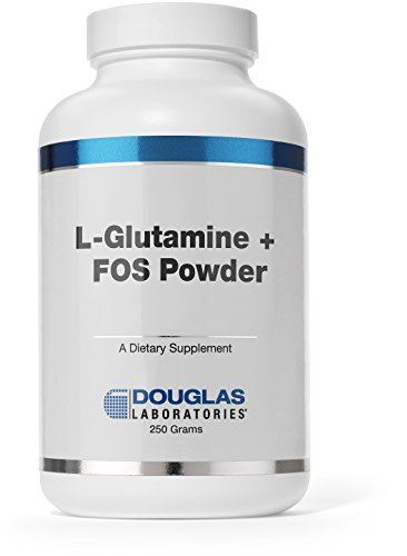 Douglas Laboratories® - L-Glutamine + FOS Powder - Supports Structure and Function of the Gastrointestinal (GI) Tract and Immune System* - 250 Grams