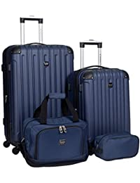 4 Piece Midtown Luggage Set