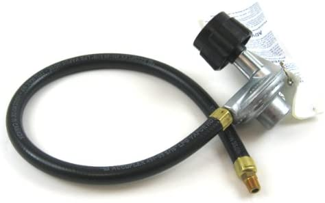 21 Inch QCC1 Hose and Regulator Kit Replacement parts for Weber propane grills