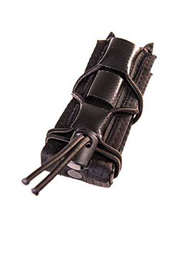 High Speed Gear Single Pistol Taco Lt Molle Pouch Black 17Pt00Bk