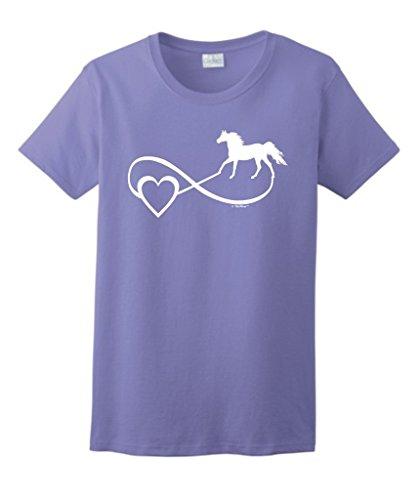 Infinite Infinity Symbol Ladies T Shirt