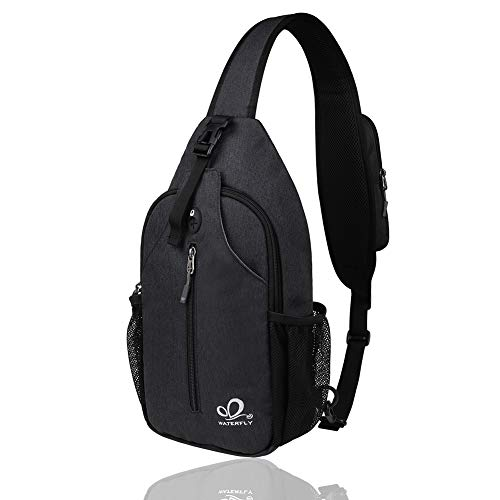 Waterfly Crossbody Sling Backpack