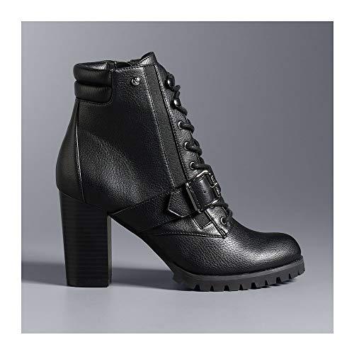 Vera Wang Leather Heels - 1