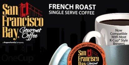 San Francisco Bay single serve French Roast, 100 ct by - Bay Online Sale