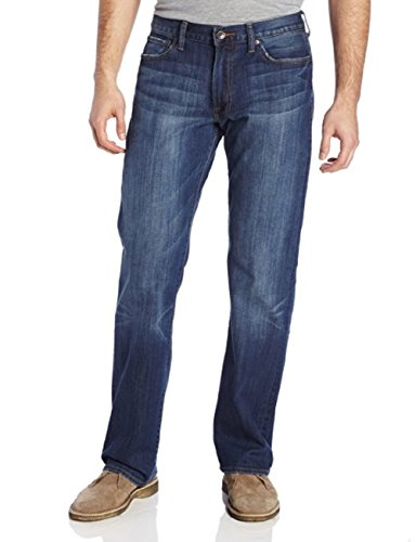 Lucky Brand Vintage Straight Jean - Lucky Brand Mens 361 Vintage Straight-Leg Jean In Erwin 30x32