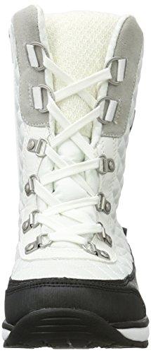 White Donna natural Lutha Outdoor Scarpe Bianco Sportive Lila wrgqq0nfO