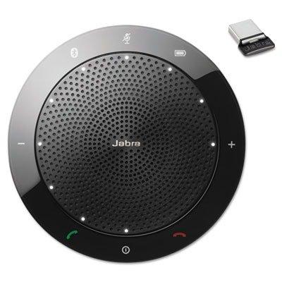 (Jabra Speak 510+ with Link 360 - USB & Bluetooth Speakerphone Optimized for UC )