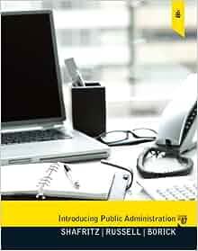 ADMINISTRATION INTRODUCING SHAFRITZ PUBLIC