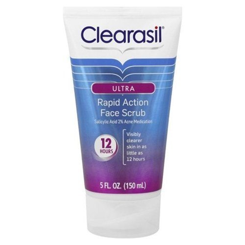 Clearasil Rapid Action Face Scrub - 5