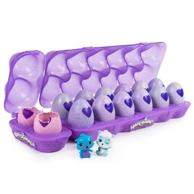 Hatchimals Colleggtibles 12 Pack Egg Carton Plus 2 Bonus ()