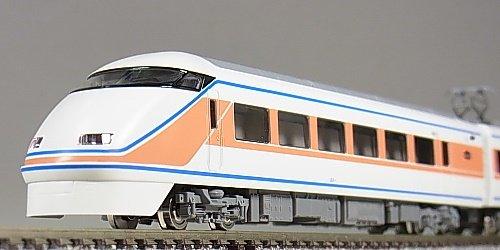 TOMIX Nゲージ 東武100系 スペーシア サニーコーラルオレンジカラー セット 92847 鉄道模型 電車   B0077K0JXE