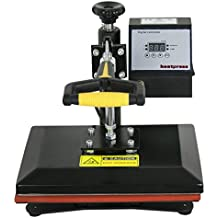UBRTools DIGITAL HEAT PRESS MACHINE T-SHIRT SUBLIMATION PRINTER TRANSFER 12'X10' PRESSING