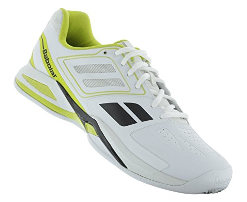 Babolat ProPulse Team BPM Clay Men white/light green/black