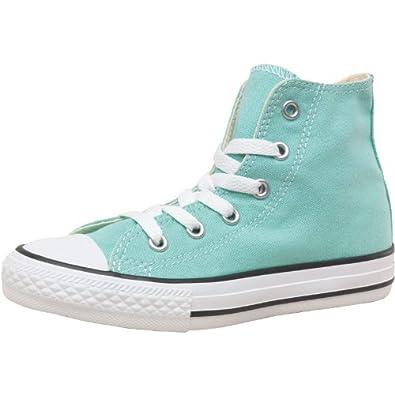 Converse Junior Girls CT All Star Hi Tops Beach Glass - 10 UK 10 Euro 26 805983303