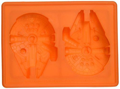 Star Millennium Falcon Silicone Chocolate product image