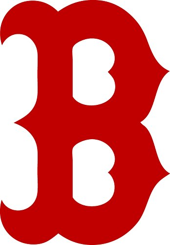 Boston Red Sox B Vinyl Decal