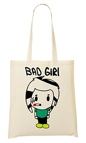 Bad Funny CP Sac À Sac Girl Fourre Graphic Tout Provisions 6qxEWdPwAE