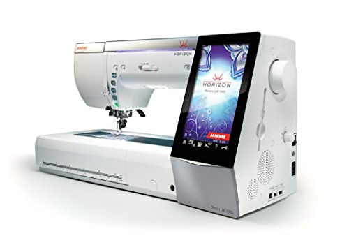 Janome Horizon Memory Craft 15000 V2 - Sewing and...