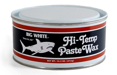 Finish Kare BWM-1000 Hi-Temp Paste Wax 15 oz. (Wax Temp)