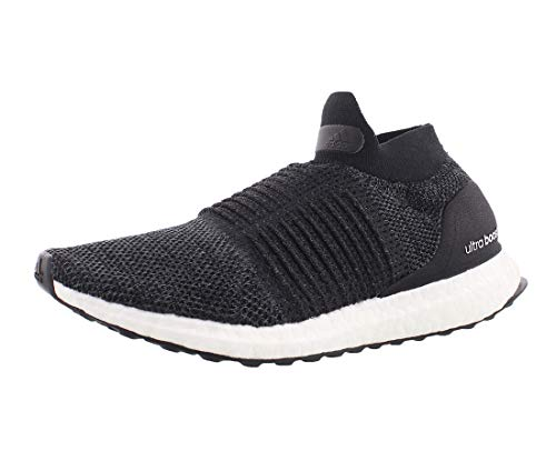Adidas Ladies Core - adidas Ultraboost Laceless W Ladies in Core Black, 9