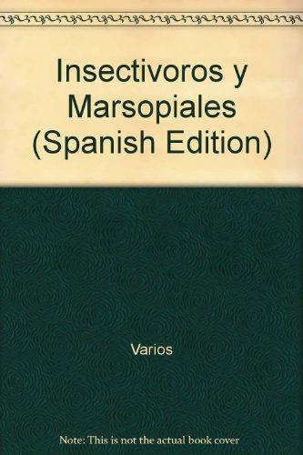 Descargar Libro Insectivoros Y Marsupiales Varios