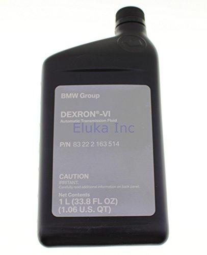 BMW Genuine Fluid Change Automatic Transmission Fluid (1 Liter) 525i 530i 325Ci 325i 325xi 330Ci 330i 330xi X5 3.0i 128i X3 2.5i X3 3.0i X3 3.0i X3 3.0si 128i 323i 328i 328xi 323i 328i 328xi 328i 328xi 328i 328xi 328i 328xi 328i 328xi 328i 328i Z3 2.5i Z3 3.0i