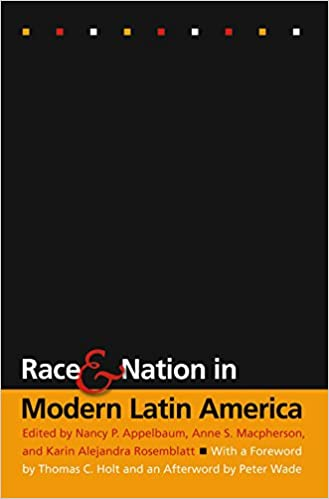 Mixed Race Studies Colombia