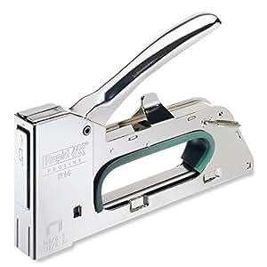 Handtacker Rapid R14 - Grapadora (grapas tipo 11/140, incluye1200 grapas)
