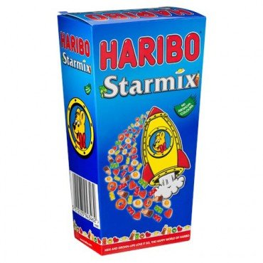 Haribo Mini Dorothy Box Starmix Haribo Starmix Sweets Box Gummy Candy Imported From The UK The Best Of British Gummy -