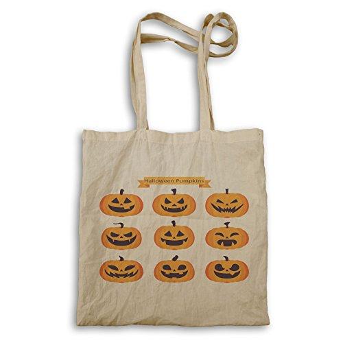 Kürbis Halloween Tragetasche q398r