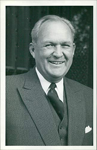 Vintage photo of c.e donaldson