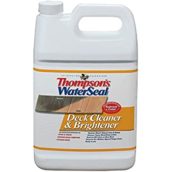 Thompson S Th 087711 16 Waterseal Deck Cleaner And