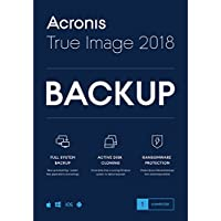 Acronis True Image 2018 for 1 Device for Free