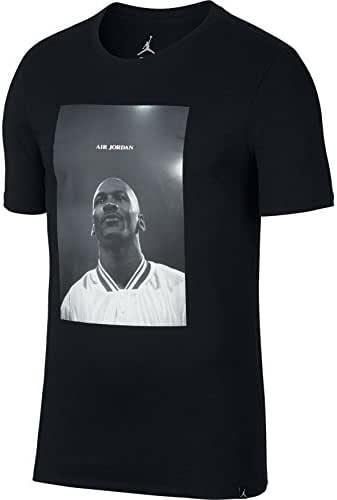 NIKE M Jsw tee Air Jordan Photo - Camiseta Hombre: Amazon.es: Ropa y accesorios