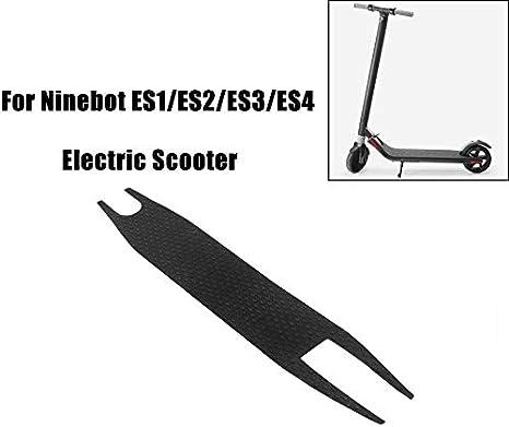 COLOR TREE Almohadilla para el pie para Ninebot Segway ES1 ES2 ES3 ES4 Accesorios para Scooter eléctrico Reemplazo Práctico Resistente al Desgaste ...
