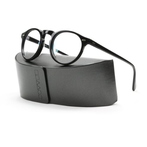 Oliver Peoples Gregory Peck OV5186 Black (Size 47) (Gregory Olivers People Peck)