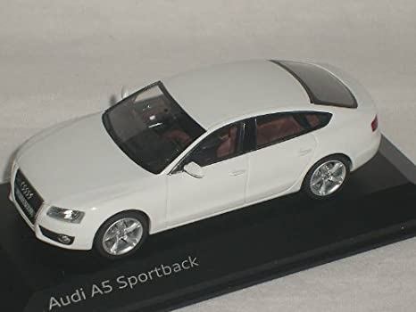 Audi A5 A 5 Sportback Sport Back Weiss 1 43 Schuco Modellauto Modell Auto Spielzeug