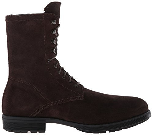 Aquatalia Mens Hayden Boot Marrone Scuro